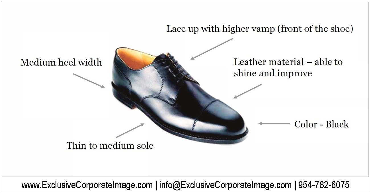 The Traditional Businessman Shoe